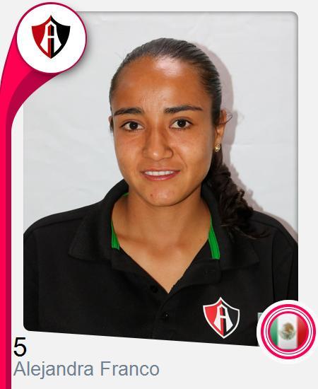 Alejandra Franco Gómez