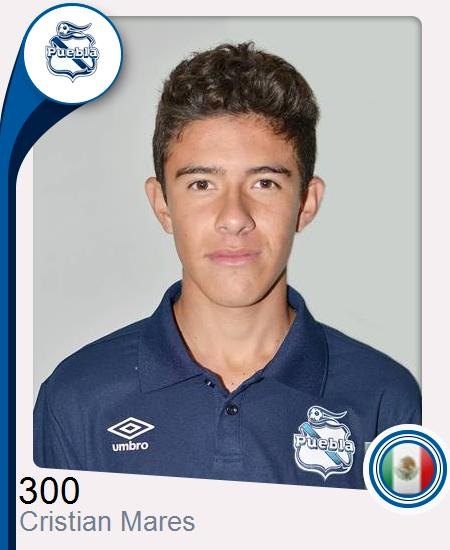 Cristian Jassiel Mares Sánchez