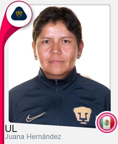 Juana Hernández Martínez