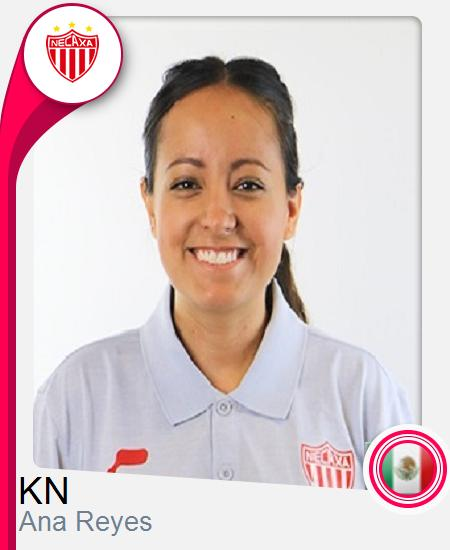 Ana Carolina Reyes Padilla
