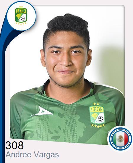 Andree Karim Vargas Hernández