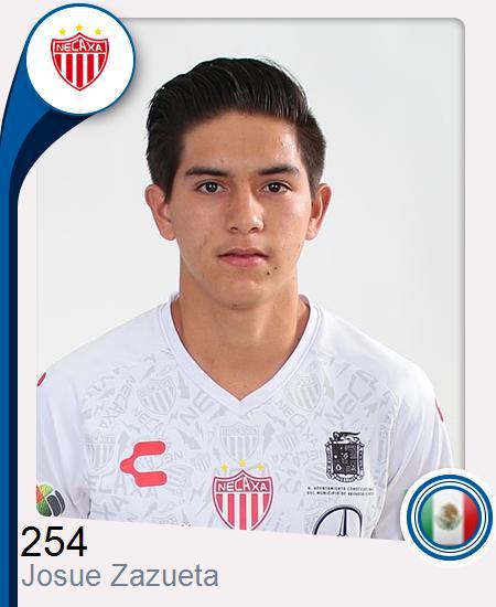 Josué Zazueta Valenzuela