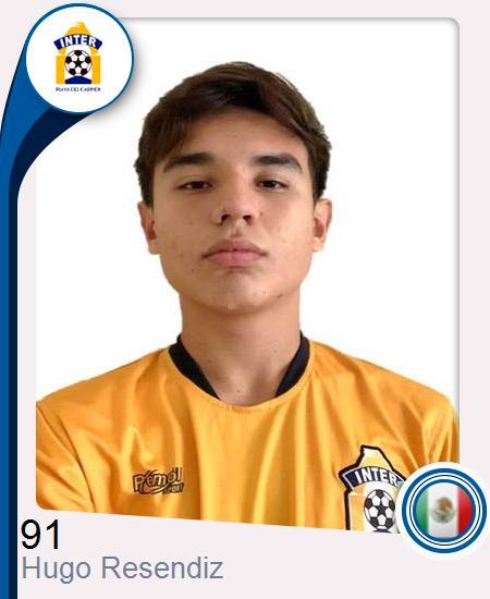 Hugo Santiago Resendiz Sotelo