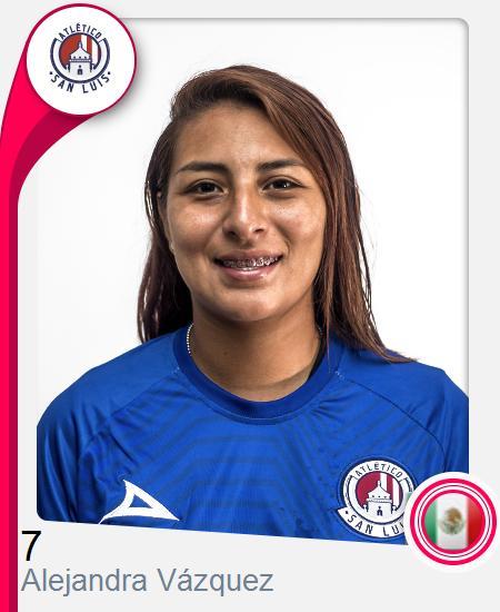 Alejandra Vázquez Martínez