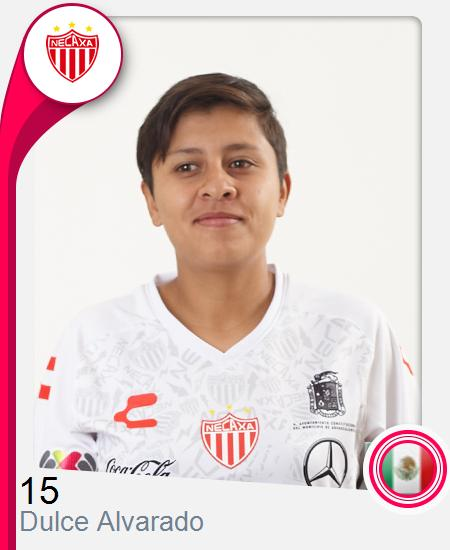 Dulce Alvarado