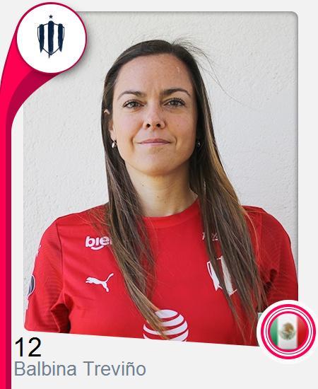 Balbina Maria Treviño Garza