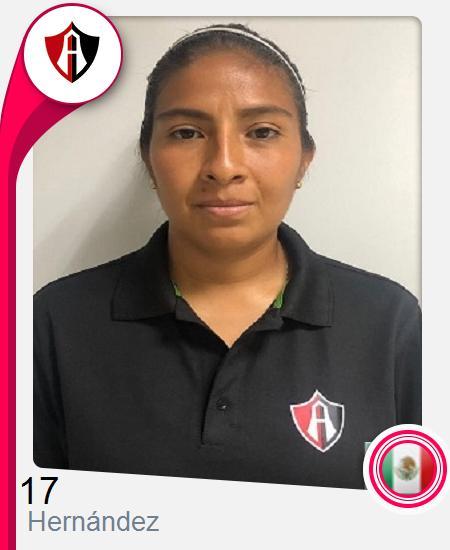 Norma Janeth Hernández Armenta