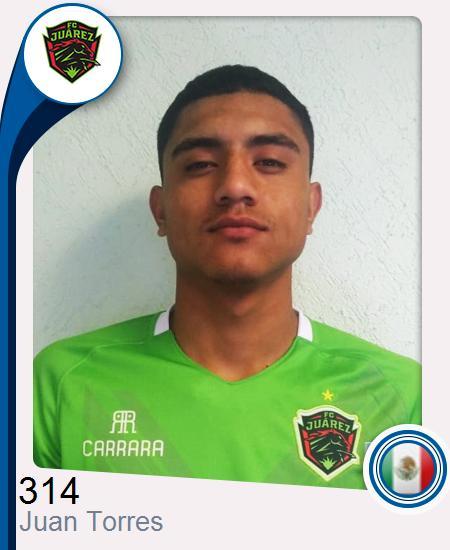 Juan Carlos Torres Morales