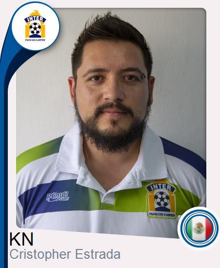 Cristopher Jesús Estrada Iniestra