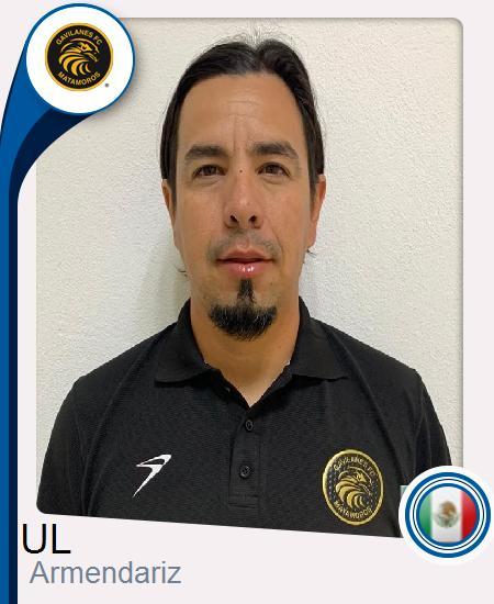 Luis Alberto Armendariz Lugo