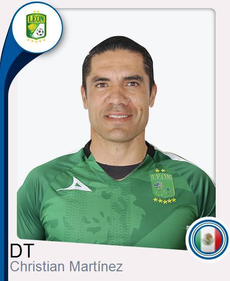 Christian Martínez Cedillo