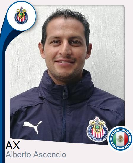 Alberto Jorge Ascencio Chávez