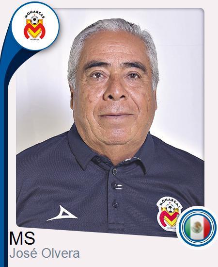 José Concepción Olvera Martínez