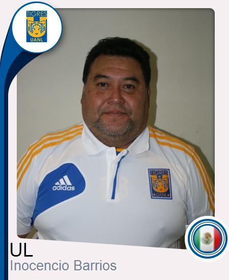 Inocencio David Barrios Carrizales