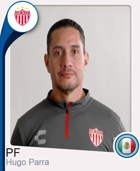 Hugo Adrián Parra López