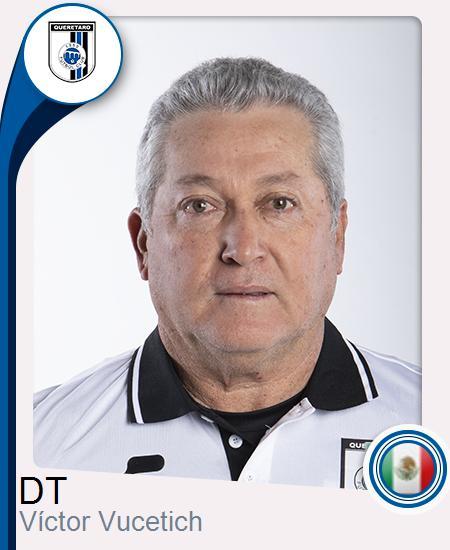 Víctor Manuel Vucetich Rojas