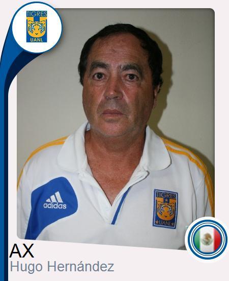 Hugo Sergio Hernández Barrón