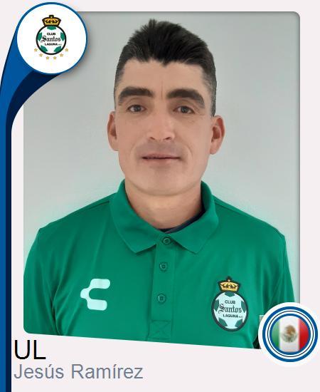 Jesús Raymundo Ramírez Villarreal