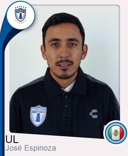 José Iraís Espinoza Muñoz