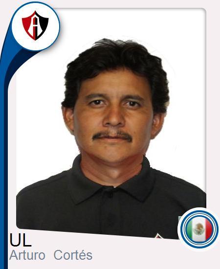 Arturo  Cortés Chávez