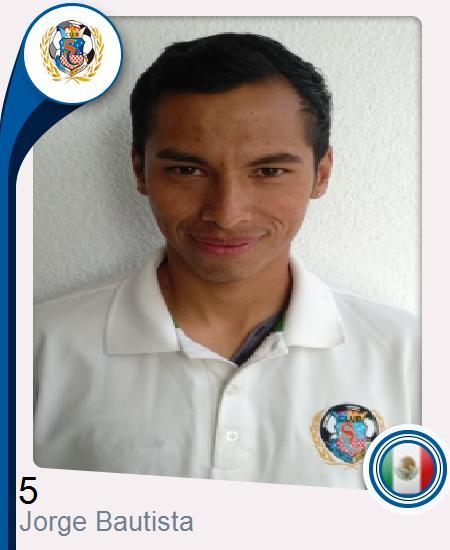 Jorge Kevyn Bautista Villegas