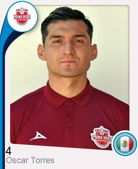 Oscar Alejandro Torres Mora