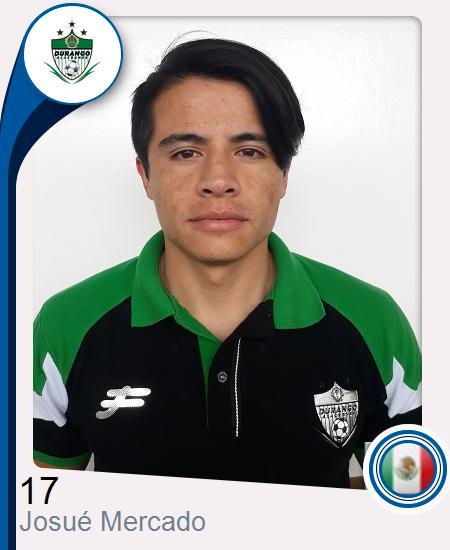 Josué de Jesús Mercado Castillo