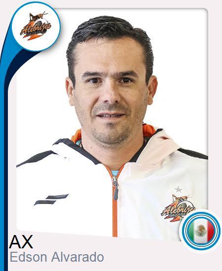 Edson Antonio Alvarado García