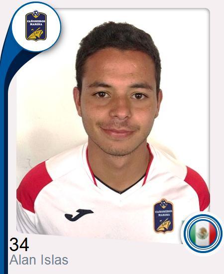 Alan Islas Rodríguez