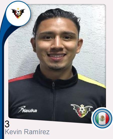 Kevin Enrique Ramírez Ibarra