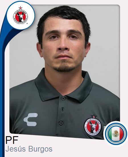 Jesús Manuel Burgos López