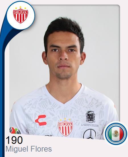 Miguel Ángel Flores Mota