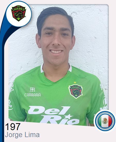 Jorge Jorhid Lima Uranga