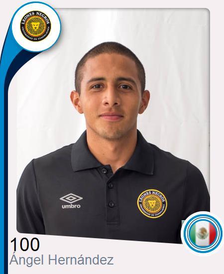 Ángel Abraham Hernández Quintero