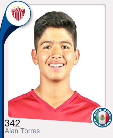 Alan Santiago Torres Ortíz