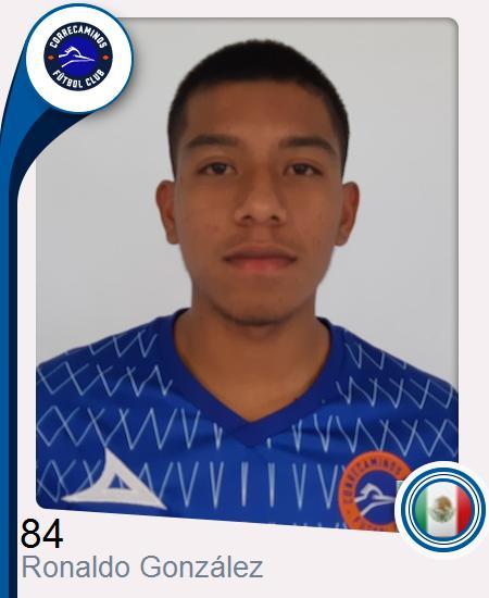 Ronaldo Joel González García