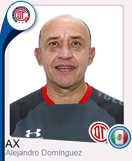 Alejandro Domínguez Escoto