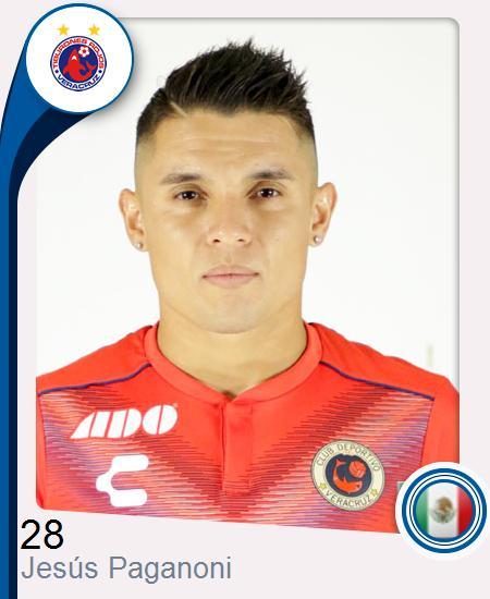Jesús Arturo Paganoni Peña