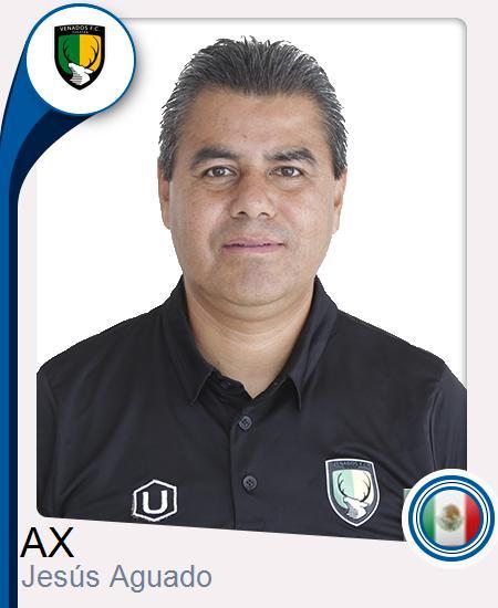 Jesús Salvador Aguado Olvera
