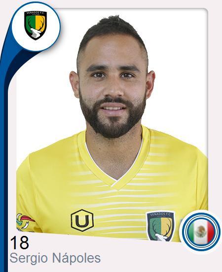 Sergio Javier Nápoles Saucedo