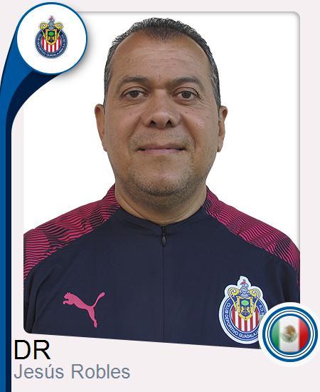 Jesús Alberto Robles Hernández