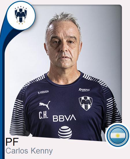 Carlos Claudio Kenny