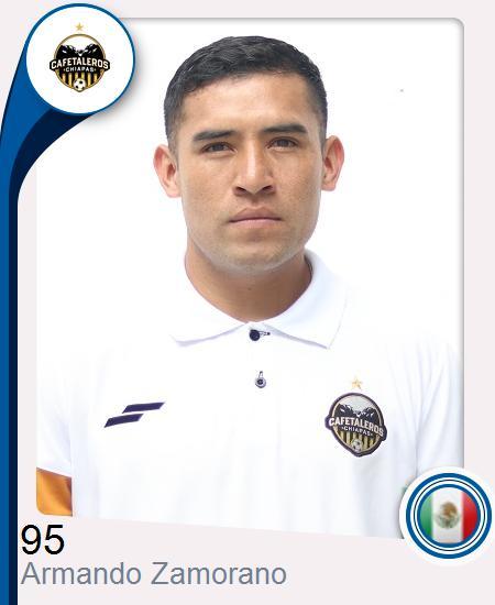 Armando Cipriano Zamorano Flores