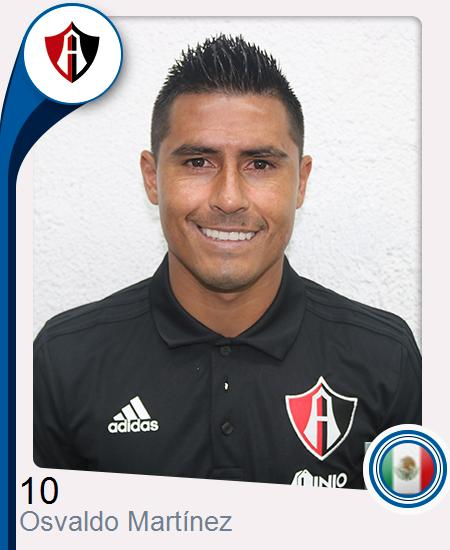 Osvaldo David Martínez Arce