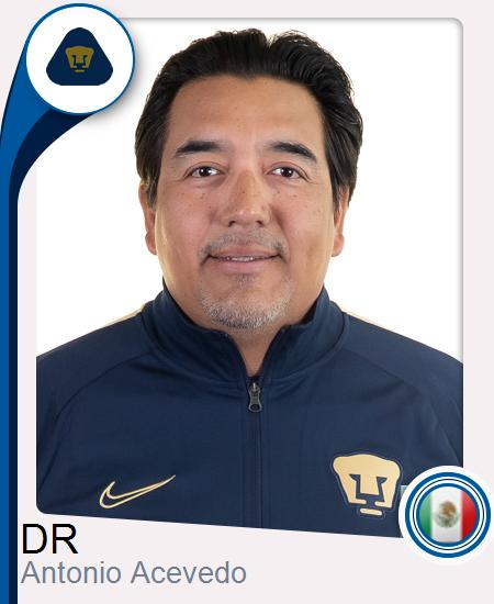 Antonio Enrique Acevedo Cruz