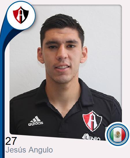 Jesús Alberto Angulo Uriarte