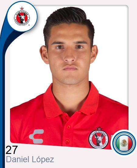 Daniel Guadalupe López Valdéz