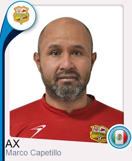 Marco Antonio Capetillo Hernández