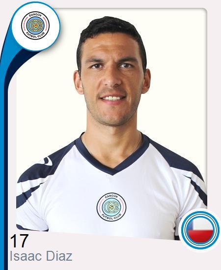 Isaac Alejandro Diaz Lobos