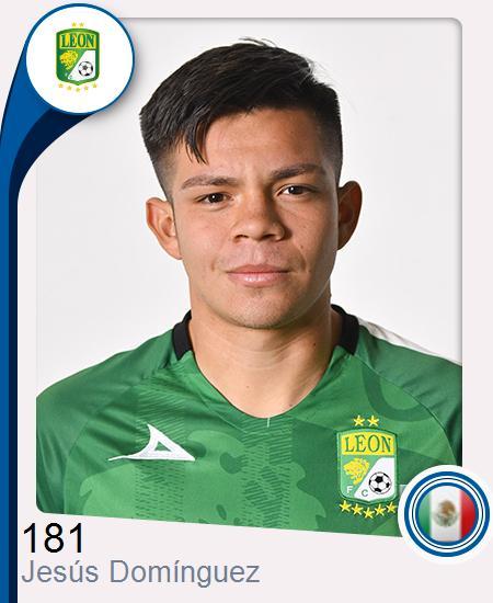 Jesús Iván Domínguez García
